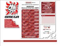 Omega Homepage